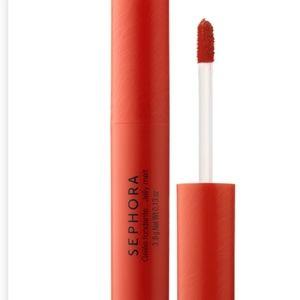 Sephora Jelly Melt Lip Gloss Coral NEW